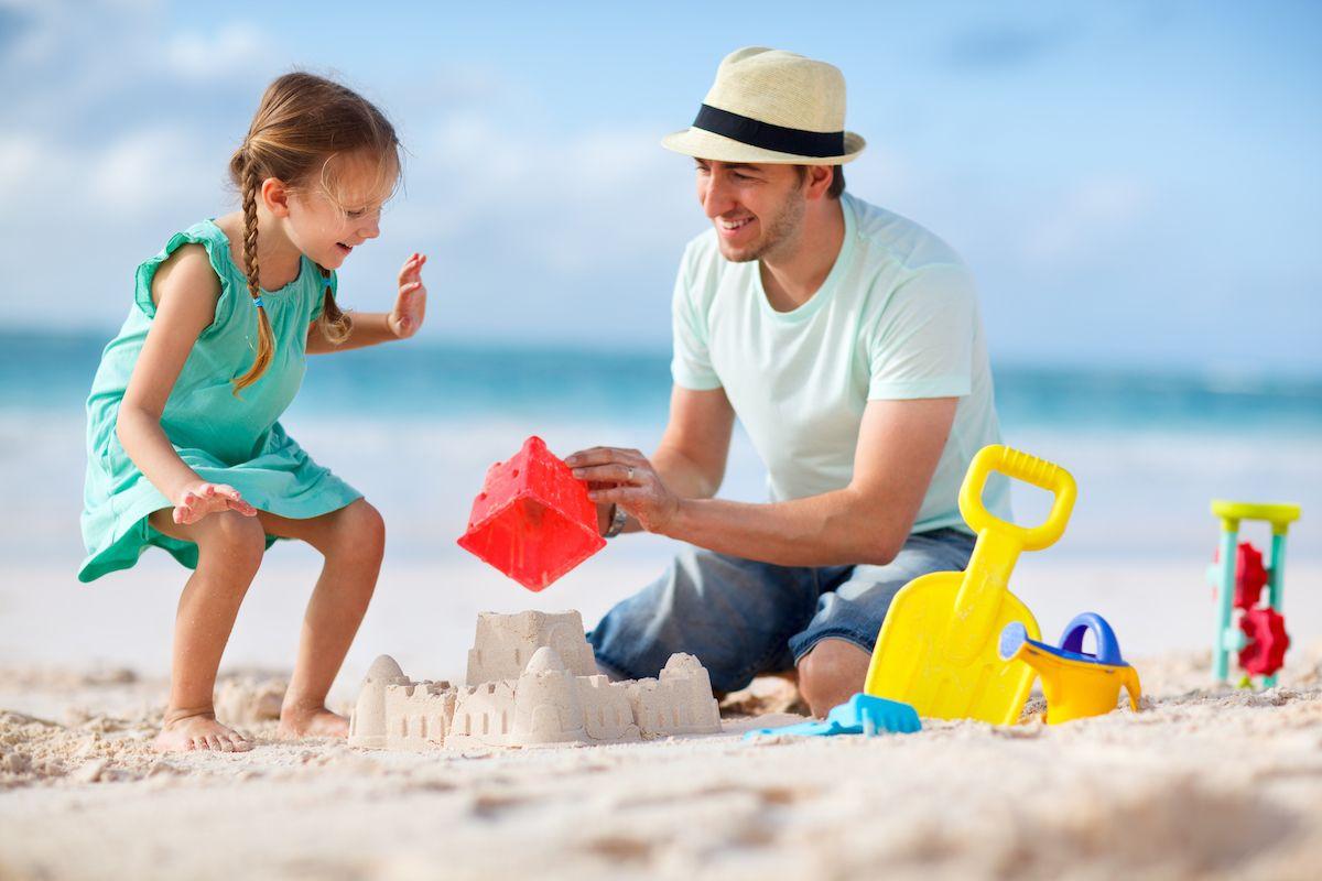 juguetes para playa