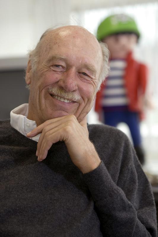 Horst Brandstätter ( nieto del fundador Andreas Brandstätter )